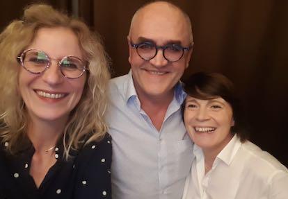 Rencontre avec Maria-Eugenia Maffi – Nice 2019